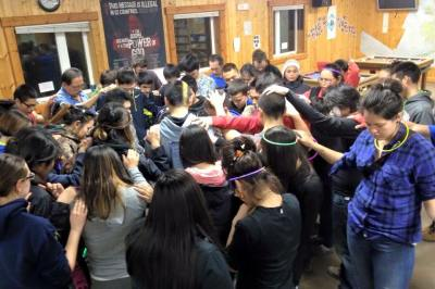 Team Ministers to Alaska Village Following Multiple Suicides