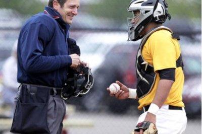 An Umpire of Grace
