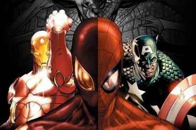 Captain America, Batman, and Why I Need Comics