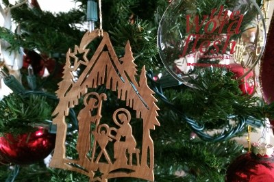 Big Q: What is your favorite Christmas ornament?