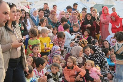 Walter: 'We Reaffirm Our Commitment to Serve Refugees'
