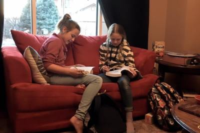 CBE Helps Youth Read Scripture in Fresh Way