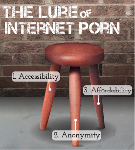 Software for Porn Addiction - Killing the Tripe-A Engine of Internet Porn