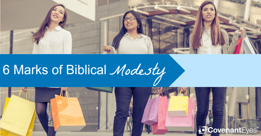 6 Marks of Biblical Modesty  How God Brings Sexy Back