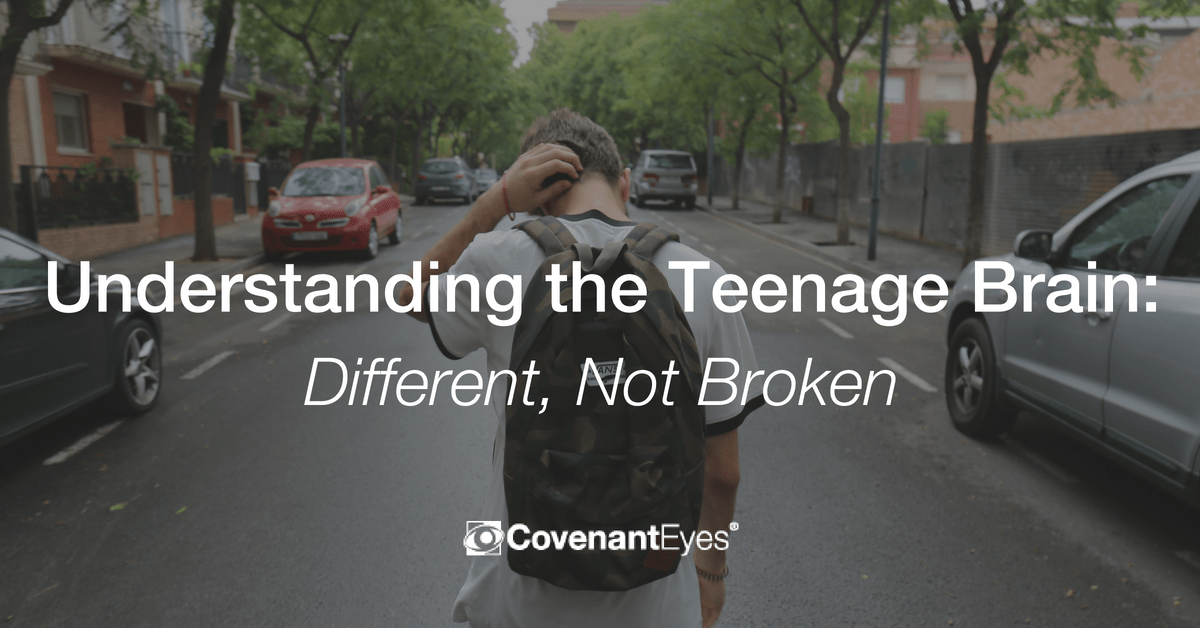 Understanding the Teenage Brain_ Different, Not Broken