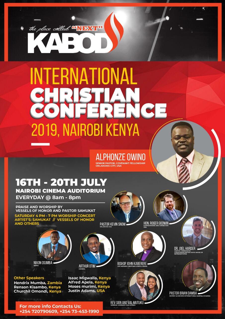 kabod conference details in kenya