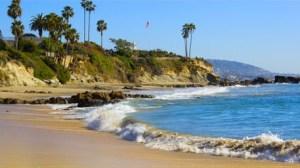 Orange County Rehab beach view