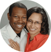 Drs.' Clarence and Brenda Shuler