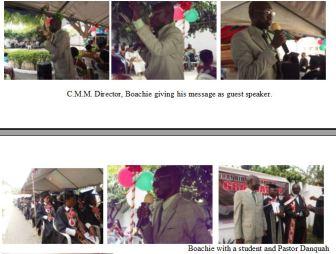 Dec 2013 Graduation - What Did Jesus Say Ministry - 2