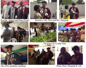 Dec 2013 Graduation - What Did Jesus Say Ministry - 3