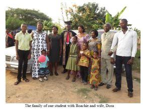 Dec 2013 Graduation - What Did Jesus Say Ministry - 6