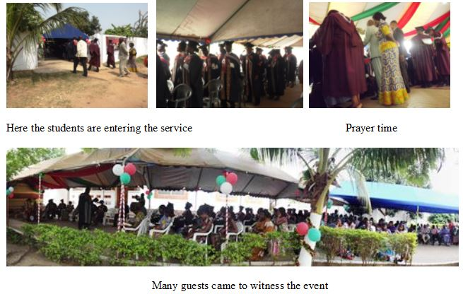 Dec 2013 Graduation - What Did Jesus Say Ministry
