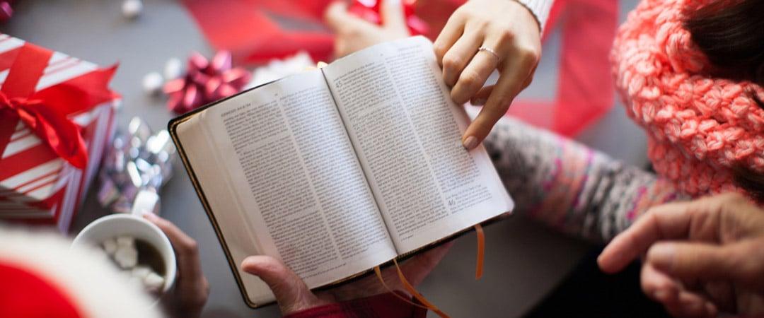 Covenant Christmas Blessing