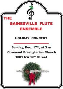 2017 GFE Holiday Concert