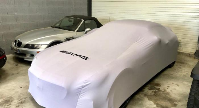 Mercedes Amg Gt XXL