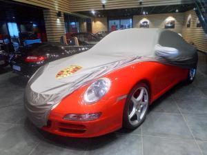 Porsche 997 satin gris