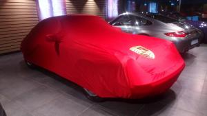 Porsche 911 3.2 Satin Rouge