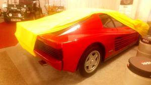 Ferrari 512 XL poches
