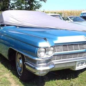 Cadillac 61 Taille XXL