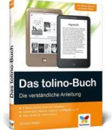 Cover: Das Tolino-Buch - Die verständliche Anleitung