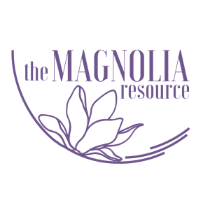 The Magnolia Resource - a Brand identity, Website Development, and Marketing Services Client