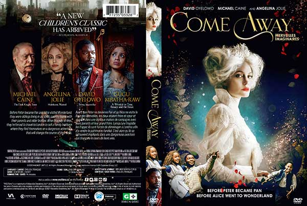 Come Away (2021) DVD Cover