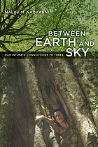 book cover for Between Earth and Sky