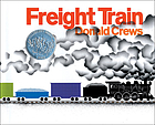 WorldCat entry for Freight Train by Donald Crews
