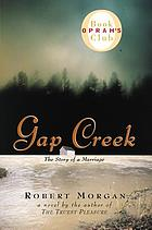 Gap Creek : a novel