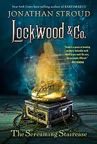 Cover of The Screaming Staircase by Jonathan Stroud