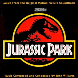 release group jurassic park music