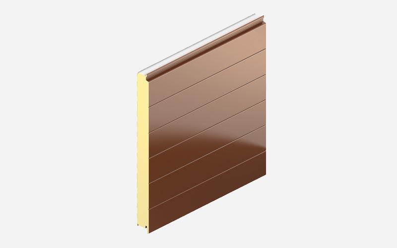 Kingspan Plank wall panel