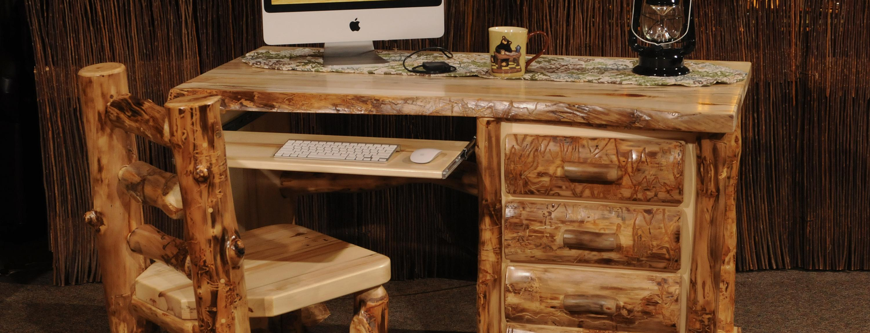 Aspen Office Amish Furniture For Mankato MN