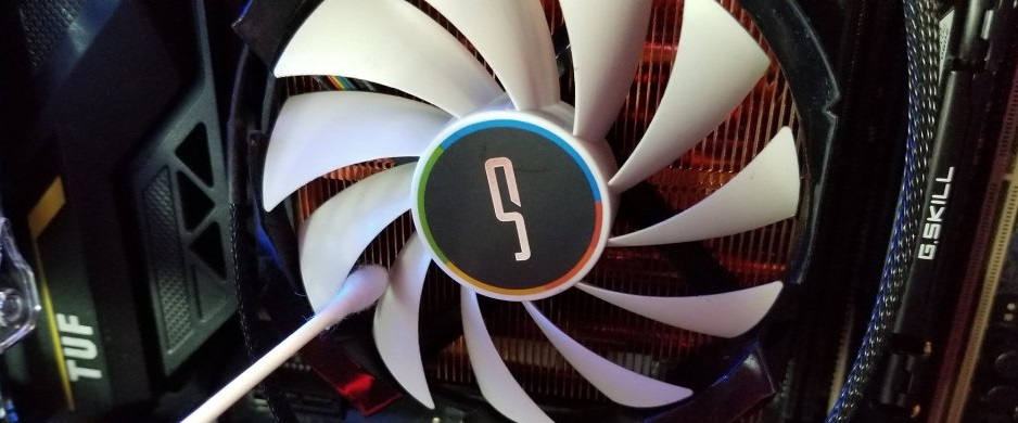 How to Clean Thermal Paste Off CPU Cooler