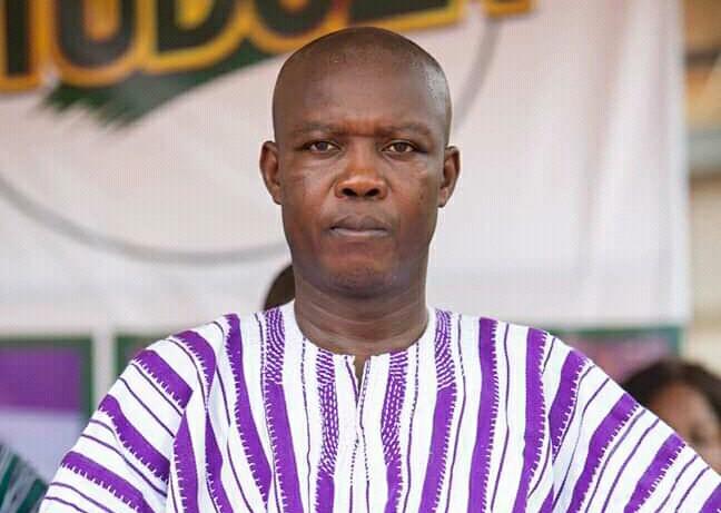 Hon. Bernard Ahiafor (MP for Akatsi South Constituency)