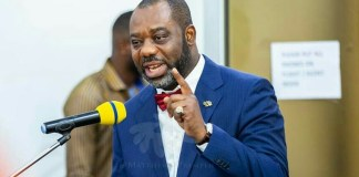 Hon. Dr. Mathew Opoku Prempeh