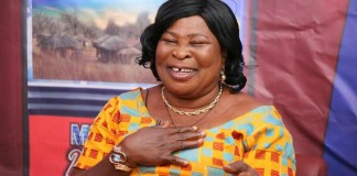 Founder and Flagbearer of the Ghana Freedom Party (GFP) Madam Akua Donkor
