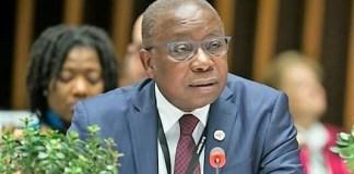 Health Minister Hon. Kwaku Agyeman Manu