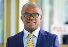 Stephen Amoah, The Chief Executive Officer of the Microfinance and SmallLoans Centre (MASLOC)