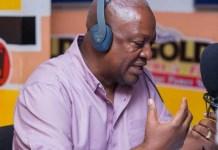 John Dramani Mahama