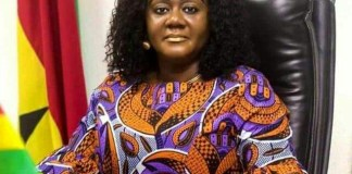 Prestea Huni-Valley MP - Hon. Barbara Oteng-Gyasi