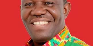 Ho West MP Emmanuel Kwesi Bedzrah