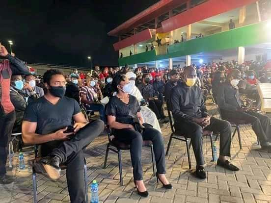 Rawlings' Son, Kimathi Rawlings Joins NDC's Vigil in Honour of his Father – Latest Trending News
