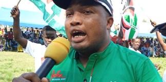North Tongu MP, Mr. Samuel Okudzeto Ablakwa