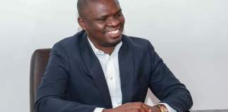 Executive Director of the Ghana National Service Scheme (NSS) Mustapha Ussif