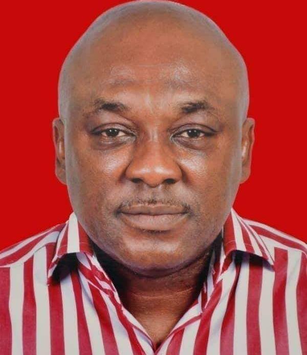 Tema West Constituency Carlos Kingsley Ahenkorah