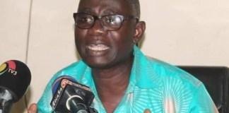 Director-General of GES Prof. Kwasi Opoku-Amankwa