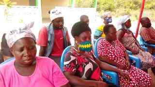 Community Members of Mafi-Tove