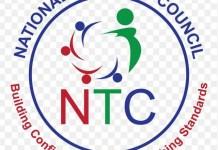 National Teaching Council (NTC) logo