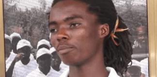Tyron Marghuy, Rastafarian student
